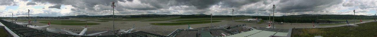 Kloten Flughafen LSZH Dock B